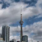 CN Tower by Dan Shiels