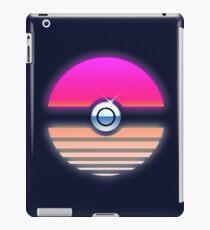 Pokeball Vaporwave iPad Case/Skin