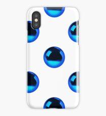 Gazing Ball iPhone Case