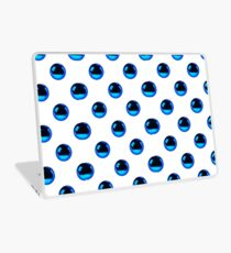 Gazing Ball Laptop Skin