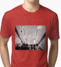 Balham Tube Station Tri-blend T-Shirt