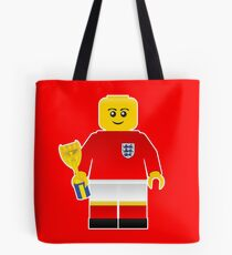 England World Cup 1966 Minifig Tote Bag