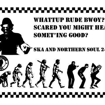 Ska and Northern Soul by creisosmith