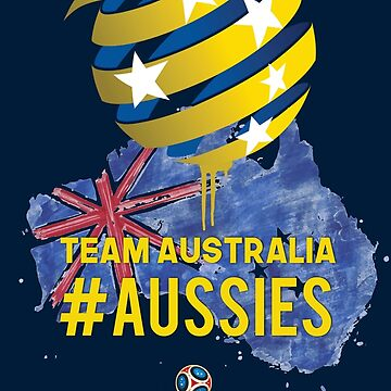 Australia FIFA World Cup 2018 Russia by customstyle