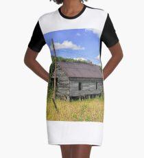 Up On Stilts  Graphic T-Shirt Dress