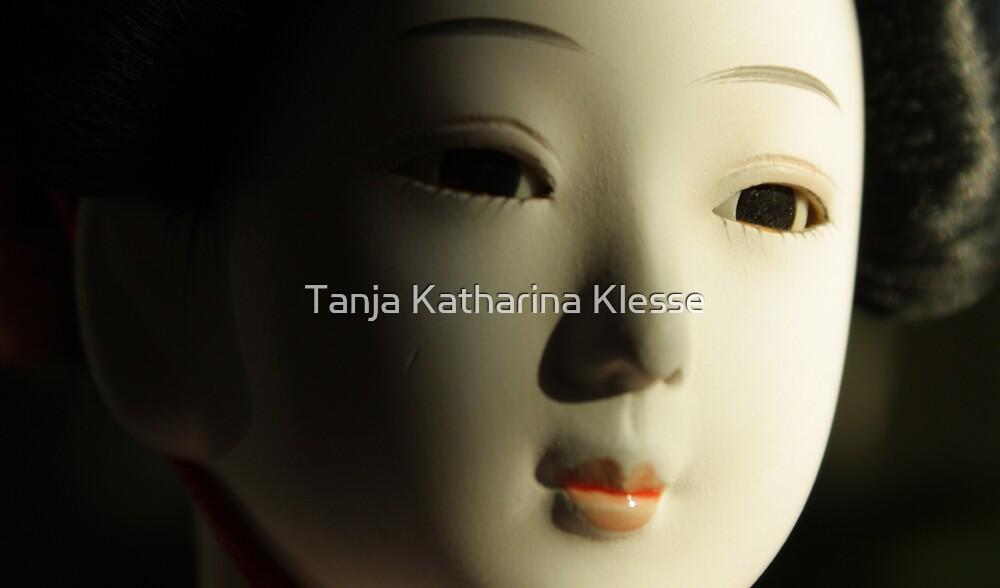Melancholy geisha by Tanja Katharina Klesse