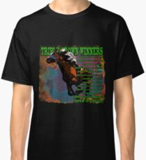 Triple Crown Winners 2018 Justify Classic T-Shirt
