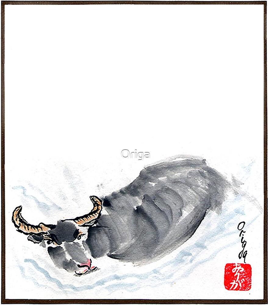 Buffalo by Origa