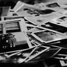 Fragmented memories by Farras Abdelnour