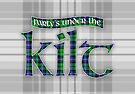 Party's Under the Kilt! by DougPop