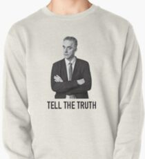"Jordan Peterson: ""Sag die Wahrheit"" Sweatshirt"