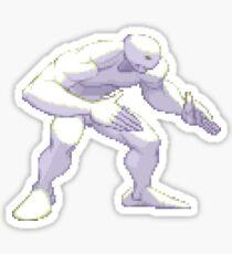 Street Fighter Third Strike - Twelve Sticker