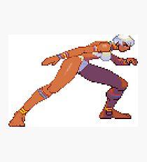 Street Fighter Third Strike - Elena Photographic Print