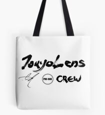Limited Edition - Tokyo Lens Pre-50k Crew Tote Bag