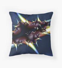 Solar Eyrie Throw Pillow