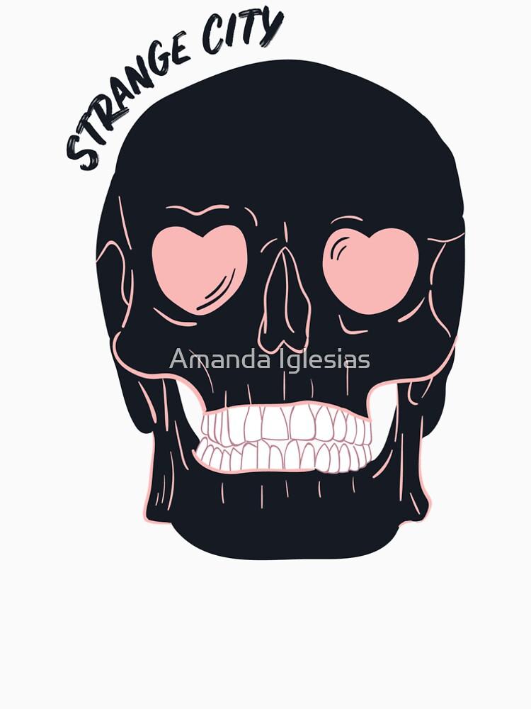 Heart Skull by strangecity
