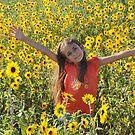 Sunflower Joy by EmmaLeigh