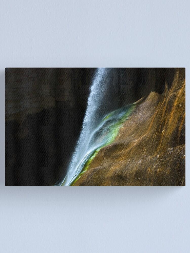 Alternate view of light fall Canvas Print