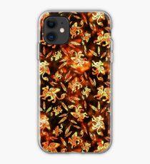 Gryphon Batik - Earth Tones iPhone Case