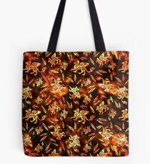 Gryphon Batik - Earth Tones Tote Bag