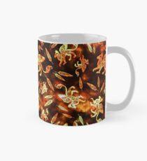 Gryphon Batik - Earth Tones Classic Mug