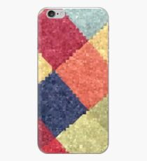 Shapes and Patterns iPhone Case