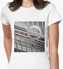 Arsenal Tube Station Women's Fitted T-Shirt