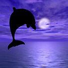 Dolphin Jump 3 by Okeesworld