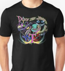 Down the Rabbit Hole - Black T-Shirt