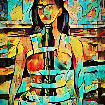 Frida Kahlo by BRAZILIANJEANS
