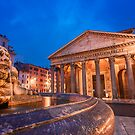 Pantheon by jswolfphoto