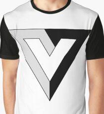 Voluntarism And Anarcho-capitalism Grayscale: MoribundMurdoch Graphic T-Shirt