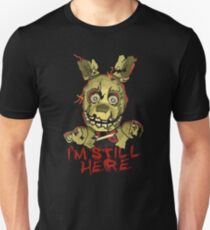Five Nights At Freddy's Springtrap Unisex T-Shirt