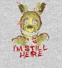 Five Nights At Freddy's Springtrap Kids Pullover Hoodie