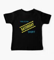 My Saturday Shirt Kids Clothes