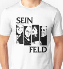 Black Flag / Seinfeld Tee T-Shirt