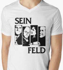 Black Flag / Seinfeld Tee Men's V-Neck T-Shirt