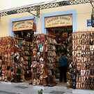 The Shoe Shop by Bentrouvakis