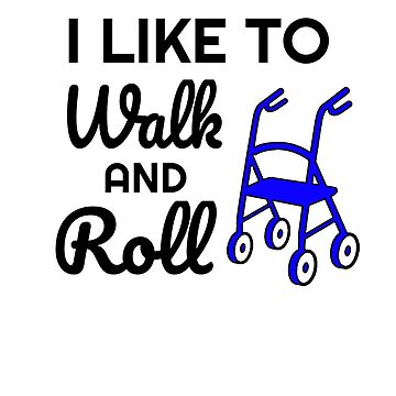 I Like To Walk and Roll by SpoonKirk