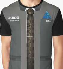 RK800 - Connor Graphic T-Shirt