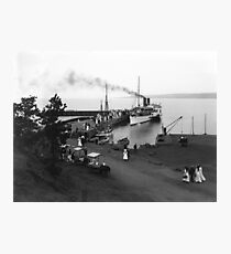 Schnapper Point, Mornington 1888 Photographic Print