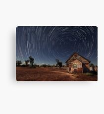 Under a Southern Sky Canvas Print