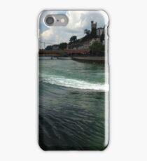 Switzerland Waters iPhone Case/Skin