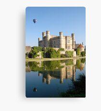 Leeds Castle Leinwanddruck