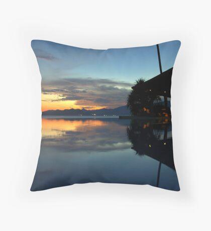 Bali Bliss Throw Pillow