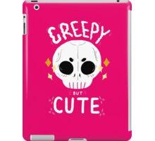 Creepy but cute iPad Case/Skin