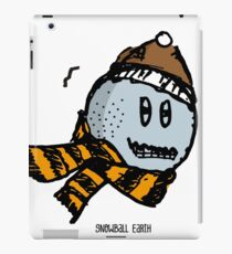 Snowball Earth iPad Case/Skin
