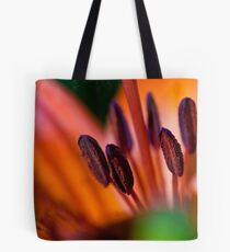 Garden Fire Tote Bag
