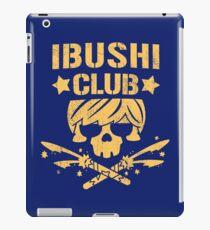 Ibushi Club Gold iPad Case/Skin