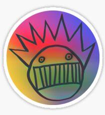 Rainbow Boognish Sticker